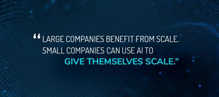 Invest in AI
