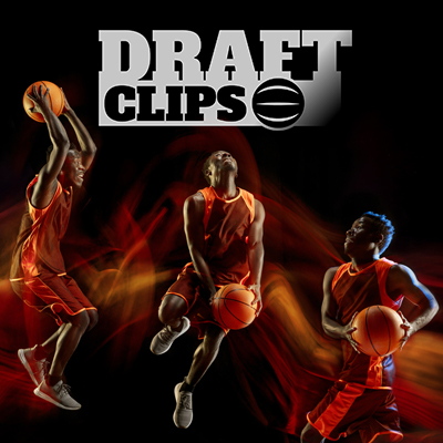 See Exclusive Highlights from the Top Basketball Prospects on New DraftClips.com