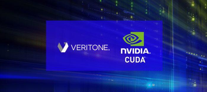 Veritone aiWARE Now Supports NVIDIA CUDA for GPU-based AI and Machine Learning
