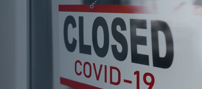 Closed for Covid