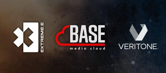 Extreme E   Base Media   Veritone