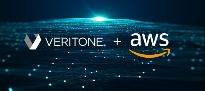 Veritone Announces Support for AWS for Media & Entertainment Initiative